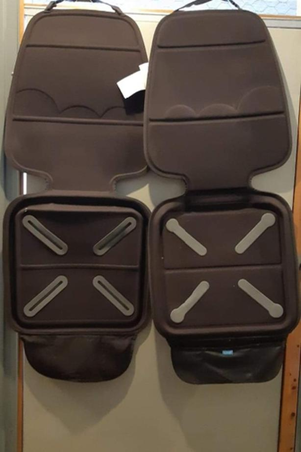 Brica Seat Guardian carseat cover