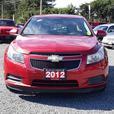 2012 Chevrolet Cruze Eco Black Creek Motors