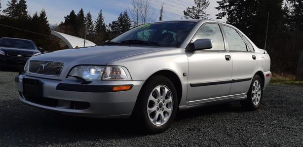 2001 Volvo S40 Black Creek Motors