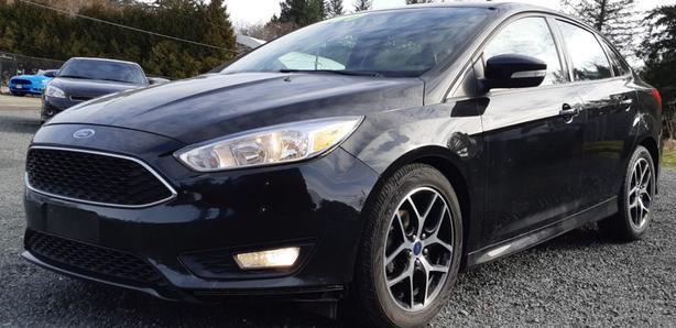2015 Ford Focus SE Black Creek Motors