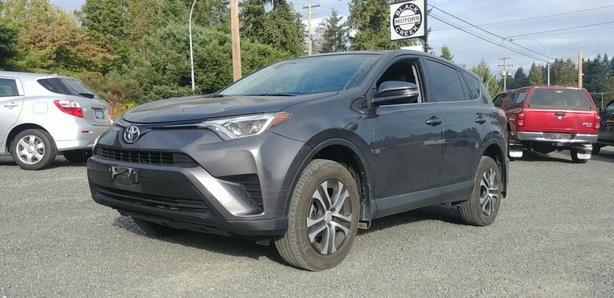 2016 TOYOTA RAV 4 Black Creek Motors