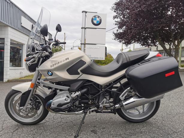 2008 BMW R1200R