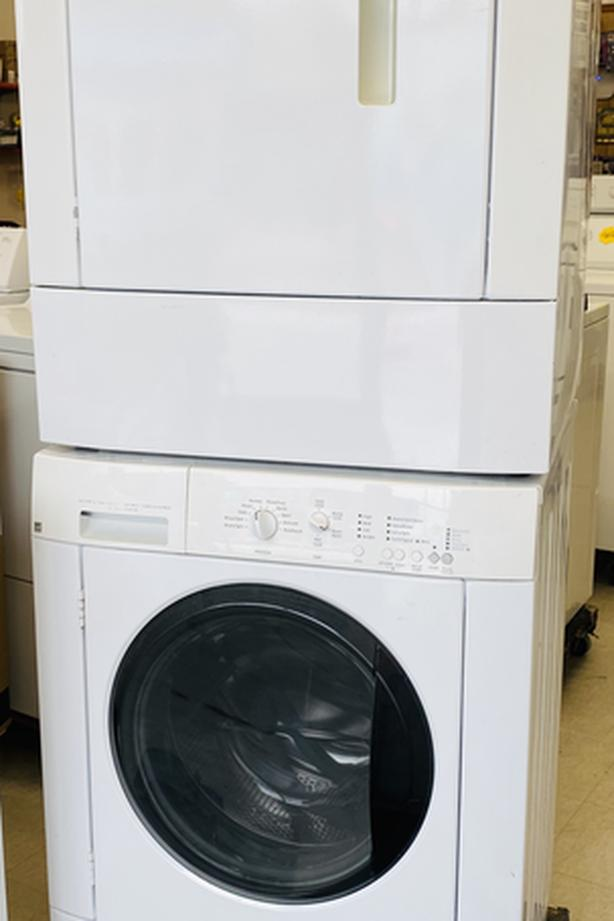 Frigidaire Stacking Washer & Dryer