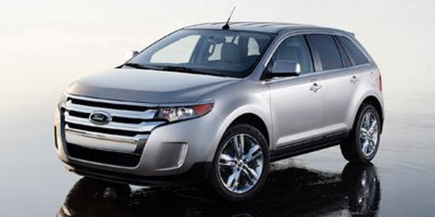 Pre-Owned 2013 Ford Edge Limited AWD Station Wagon