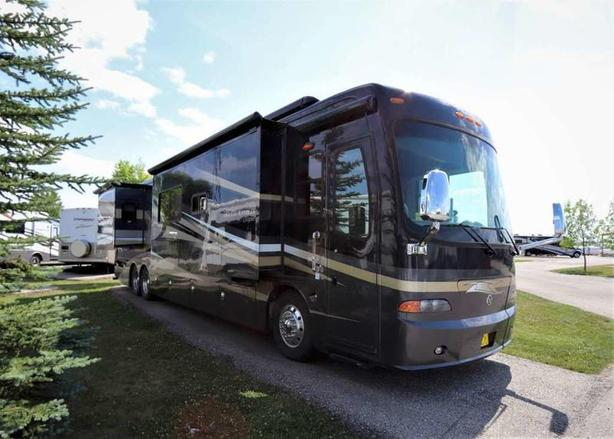 2010 Holiday Rambler SCEPTER 42KFQ