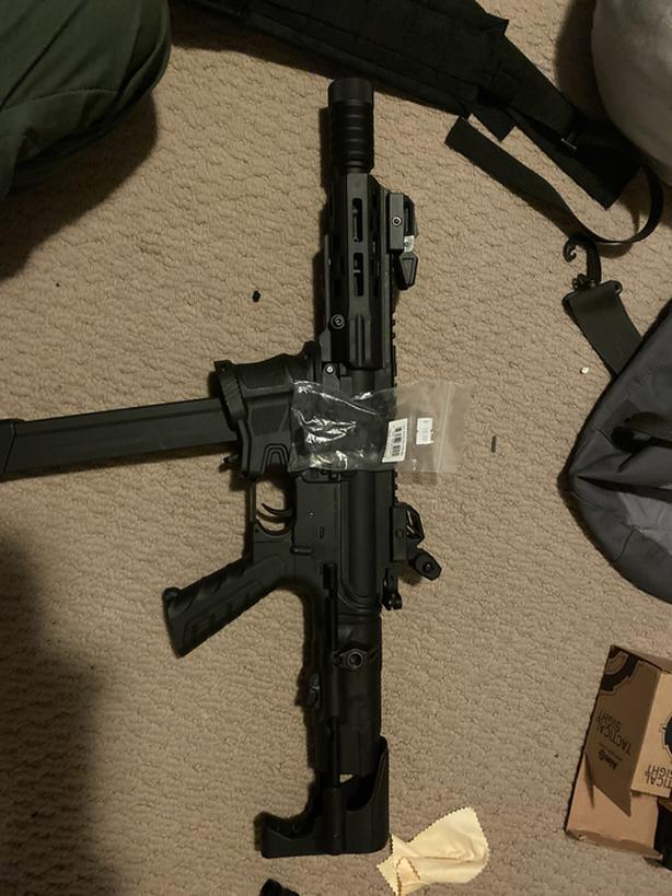 Airsoft need gone asap