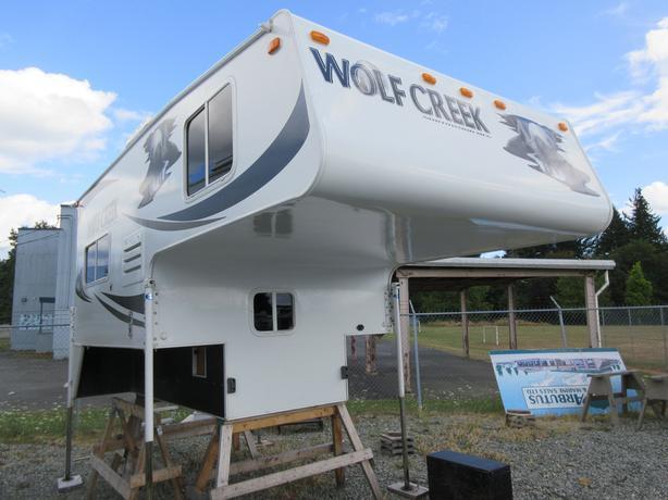 2011 Wolf Creek 850 STK# P11C639