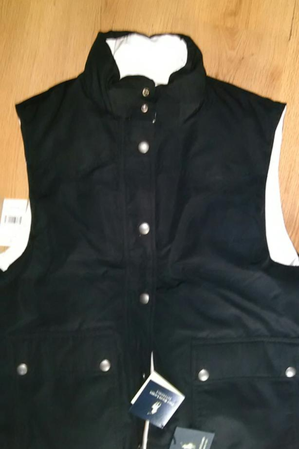 POLO RALPH LAUREN REVERSIBLE VEST