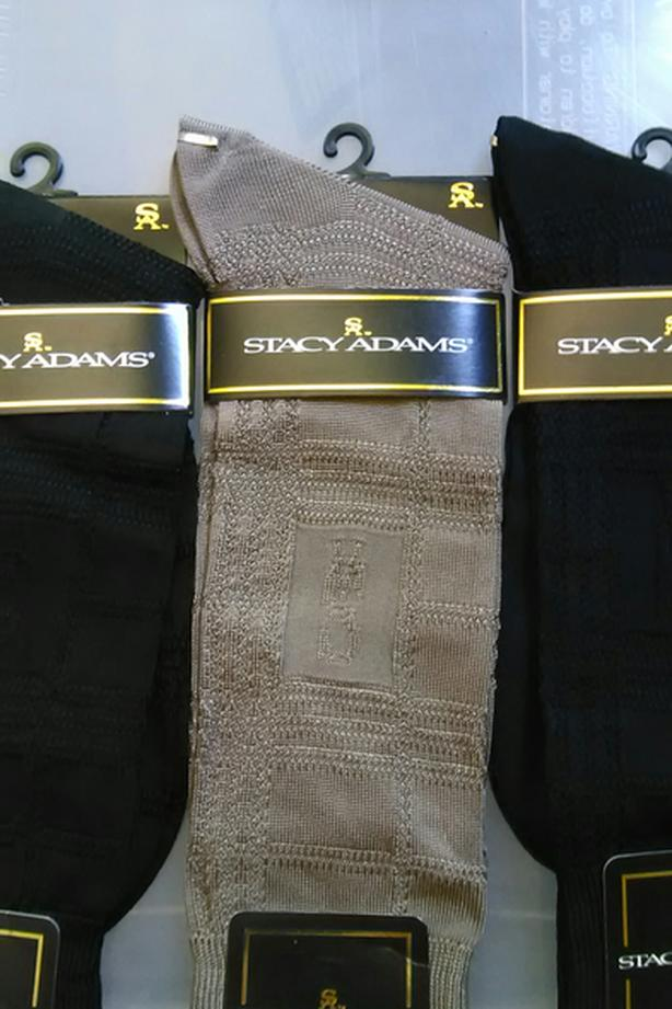 3 STACY ADAMS SOCKS