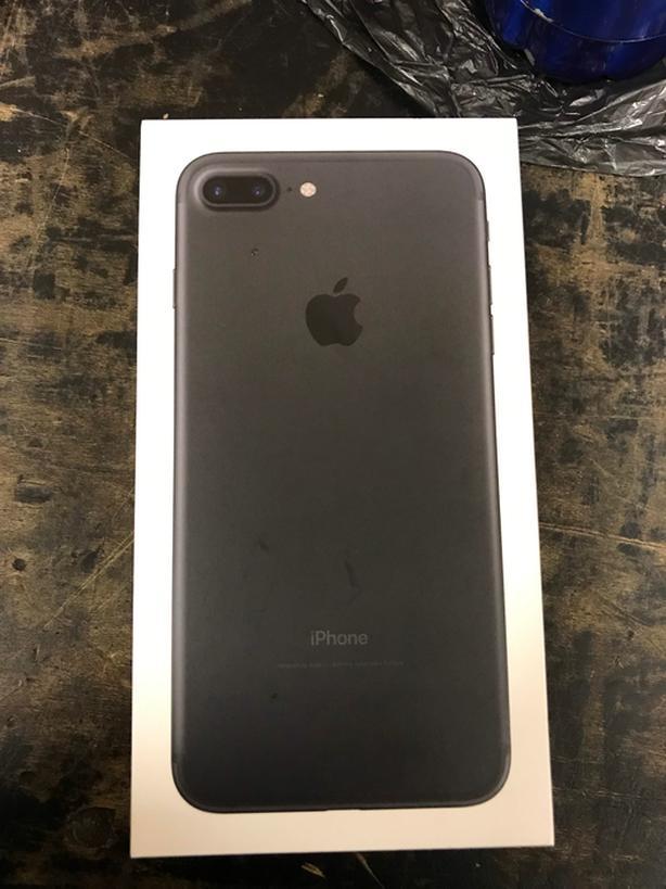 iPhone 7 Plus!