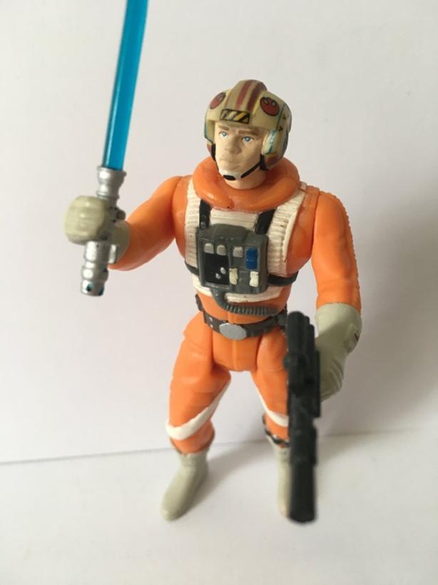 Luke Skywalker Pilot Figure