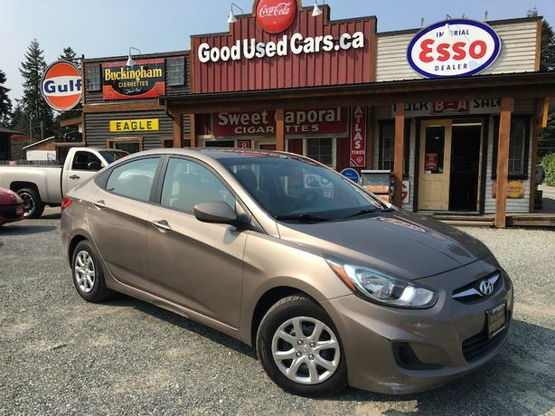 2013 Hyundai Accent - Automatic with only 126,000 KM