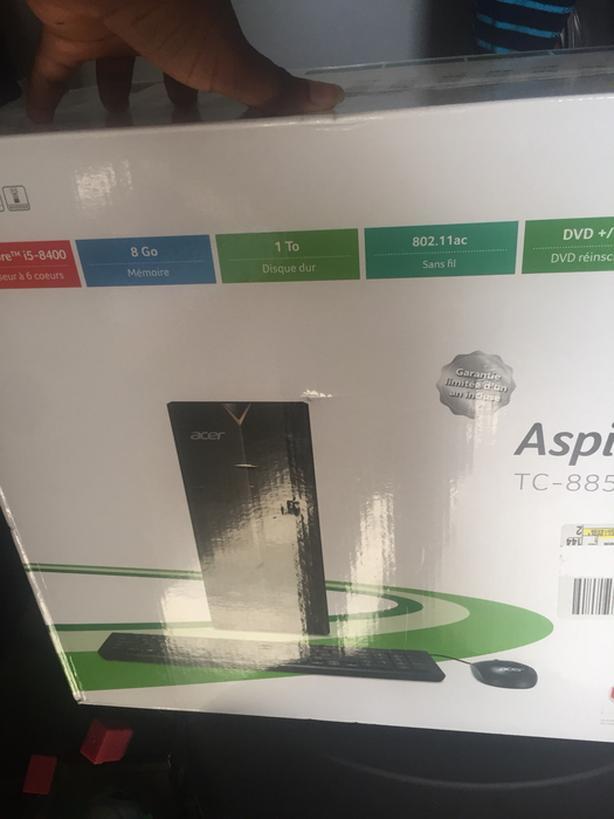 Ascer Aspire Tc-885G-EW11