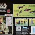 1996 KENNER Power of the Force SKYWALKER WITH SPEEDER BIKE