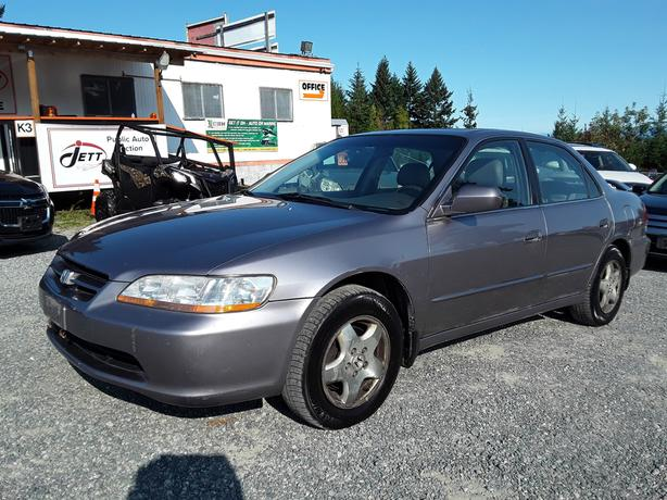 2000 HONDA ACCORD EX LIVE FOR AUCTION!