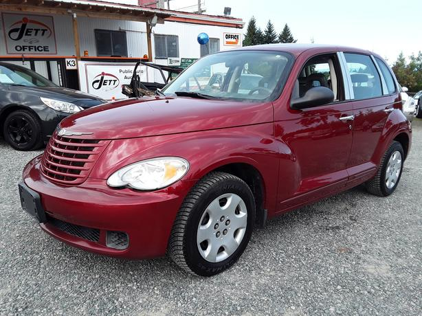 2009 CHRYSLER PT CRUISER LIVE FOR AUCTION!