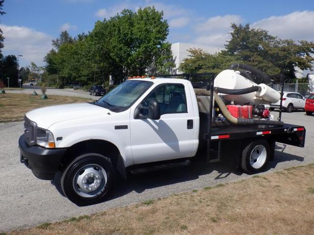 2004 Ford F-450 SD Regular Cab 2WD DRW Vacuum Truck