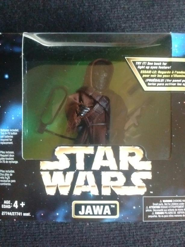 1997 Kenner Jawa Star Wars Action Figure