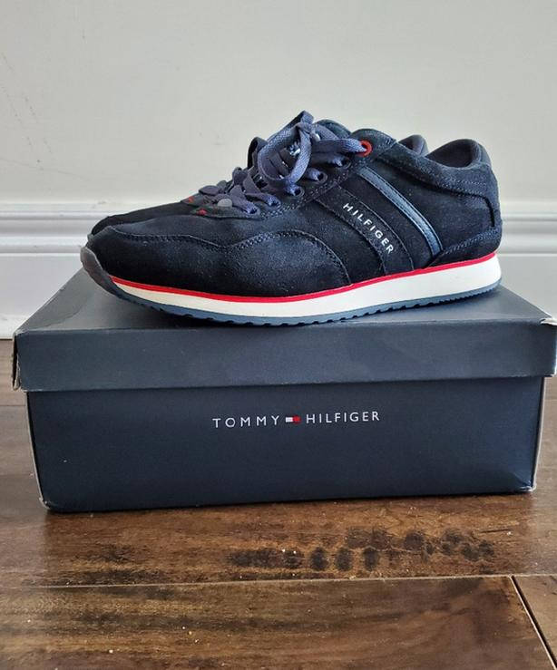 Tommy hilfiger sneakers shoes