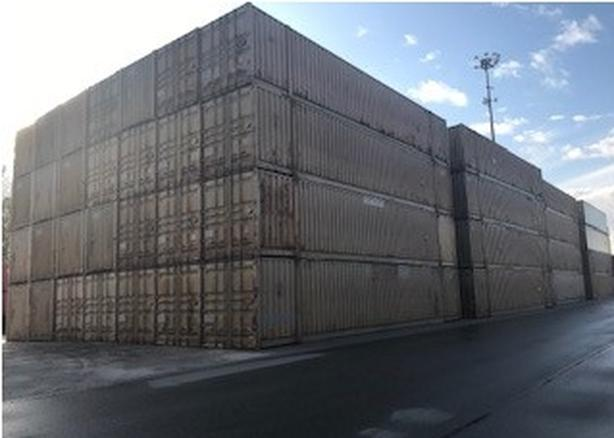 HONEYBOX INC.  - VANCOUVER - 53' Shipping Container - AS IS Condition