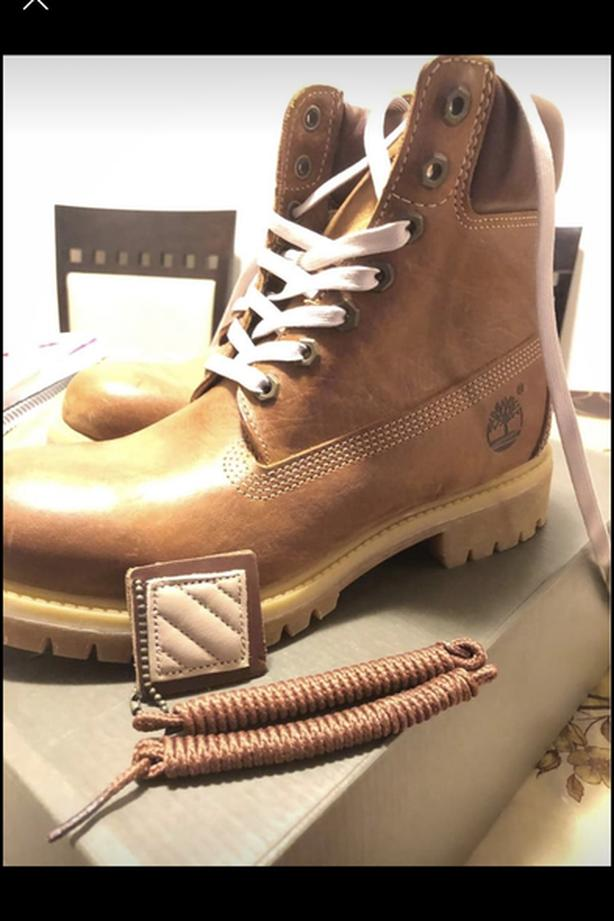 Timberland brand new Men's shoes Size 7