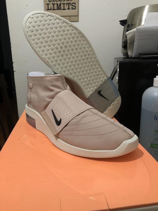 Nike fear of God mens 9.5