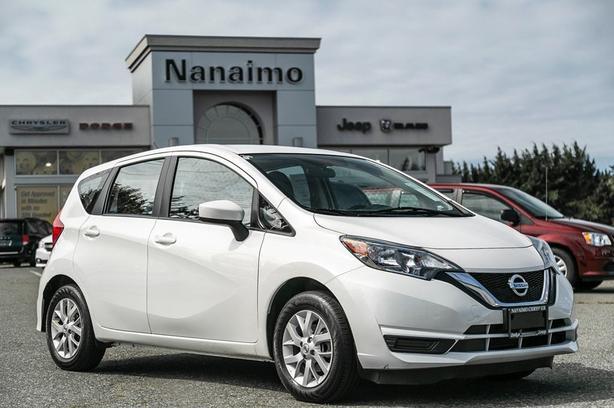 Used 2019 Nissan Versa Note SV No Accidents Hatchback