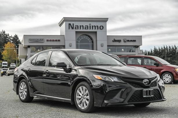 Used 2019 Toyota Camry SE No Accidents Sedan
