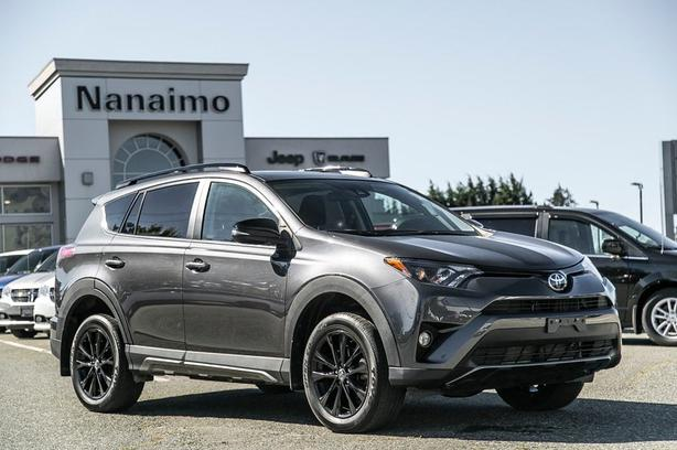 Used 2018 Toyota RAV4 XLE Trail One Owner No Accidents SUV
