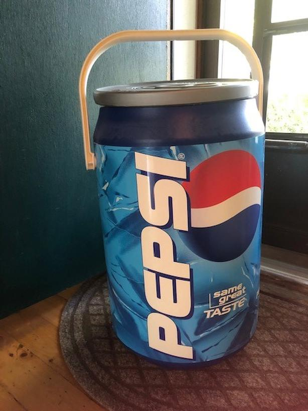 Pepsi Can Cooler