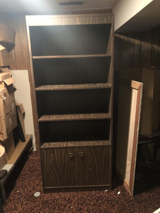 Bookshelves (2)