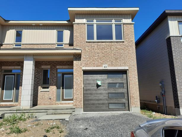 New Semi-Detached Home for Rent in Carleton Place
