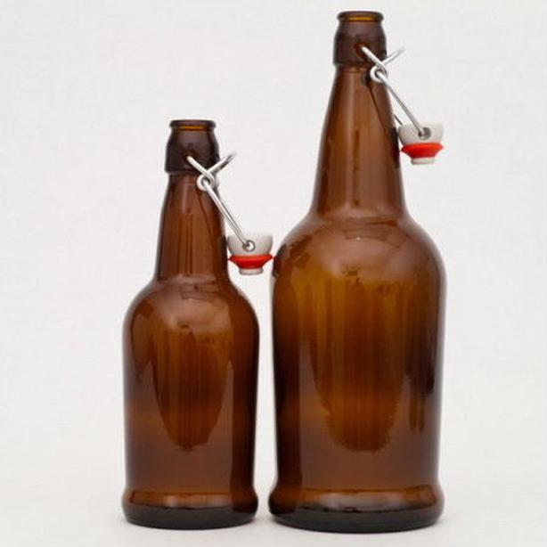 BEER BOTTLES fliptop