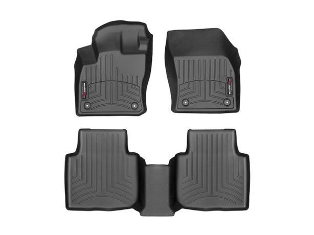 VW Tiguan WeatherTech Floormats for 2018-19  (paid $304)