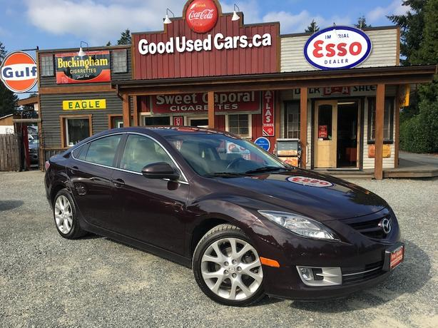 2009 Mazda 6 - Luxury Sedan with only 155,000 KM