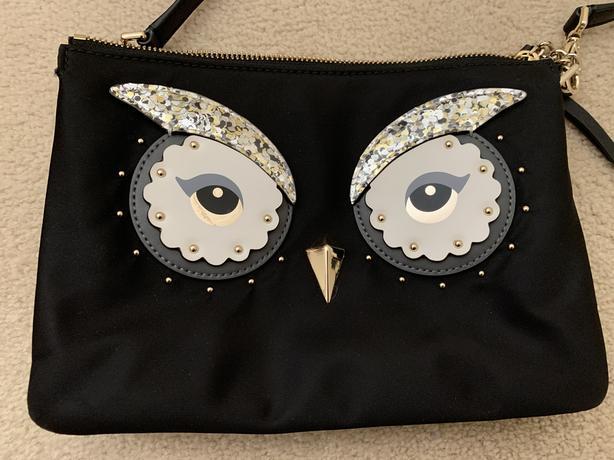 Like-new authentic  luxury Kate spad cross bag