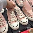 converse pink sneaker women