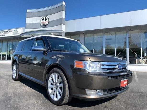 Used 2011 Ford Flex Limited AWD SUNROOF DVD NAVI CAMERA 131KM SUV