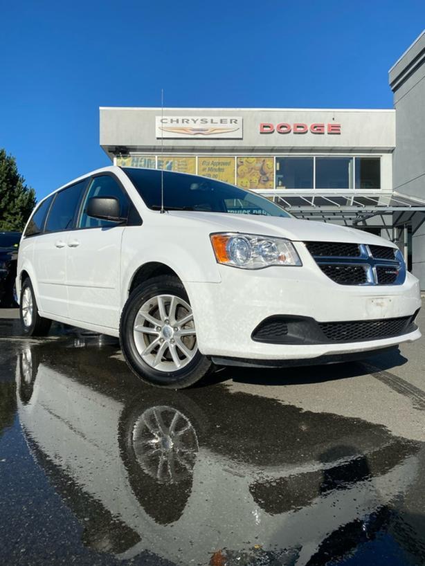 Used 2016 Dodge Grand Caravan SE Minivan/Van