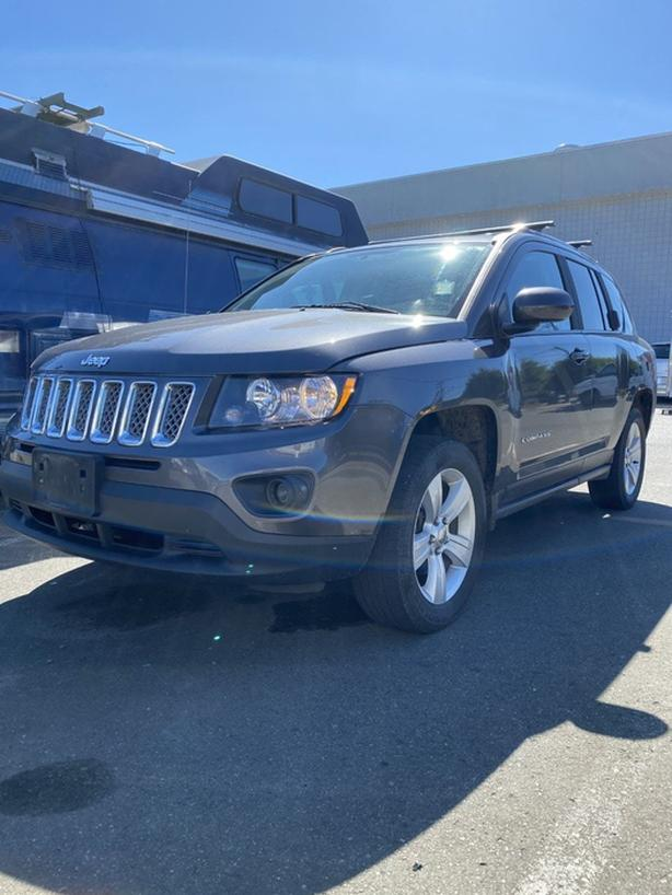 Used 2016 Jeep Compass Sport SUV
