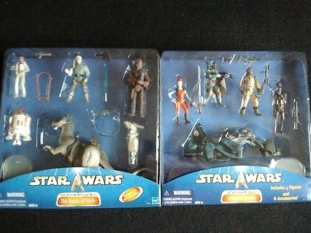 2003 Star Wars SEGA & THE EMPIRE STRIKES BACK ACTION COLLECTION
