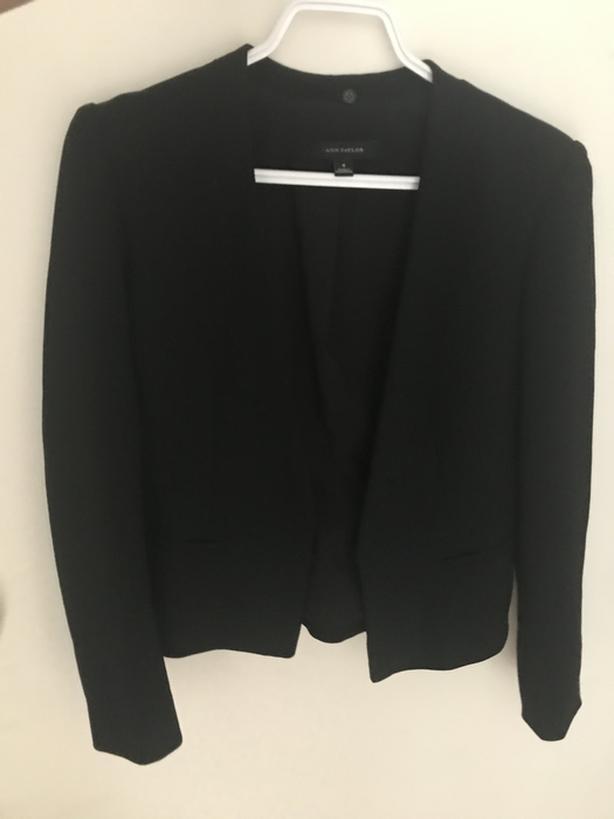 Ann Taylor business suit