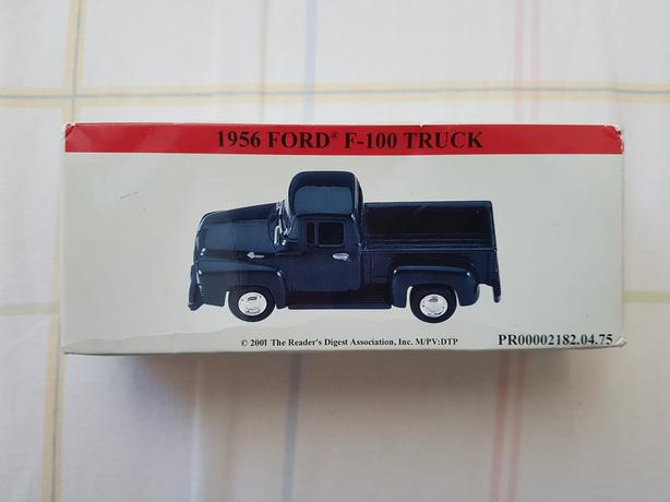 Vintage 1956 Ford F-100 Model Truck NEW IN BOX