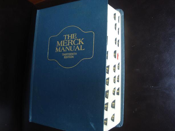 The Merck Manual -- The world's most widely used medical reference