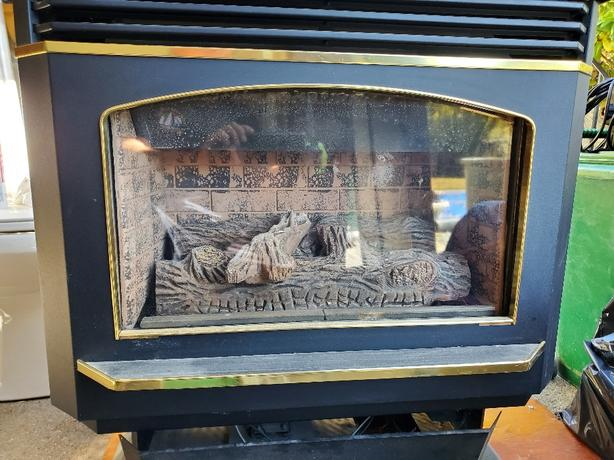 Free Valor Free Standing Gas Fireplace Saanich Victoria Mobile
