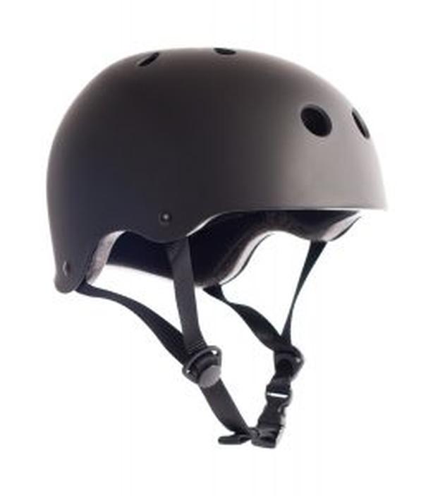 NEW Black Multi-sport Helmet