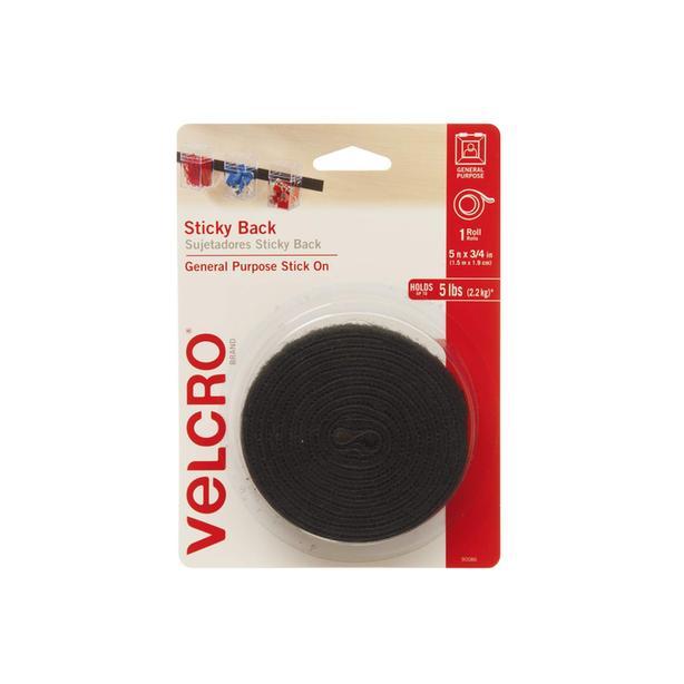 New Velcro sticky back roll