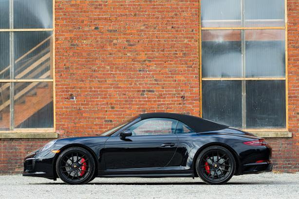 Daily Rental - 2018 Porsche 911 Carrera 4 GTS Coupe
