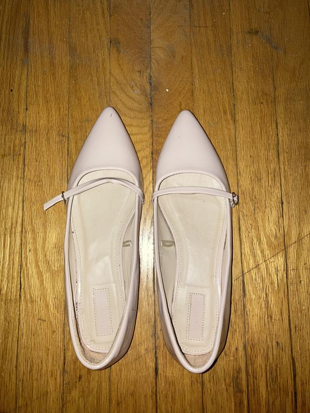 Nude Forever 21 Shoes