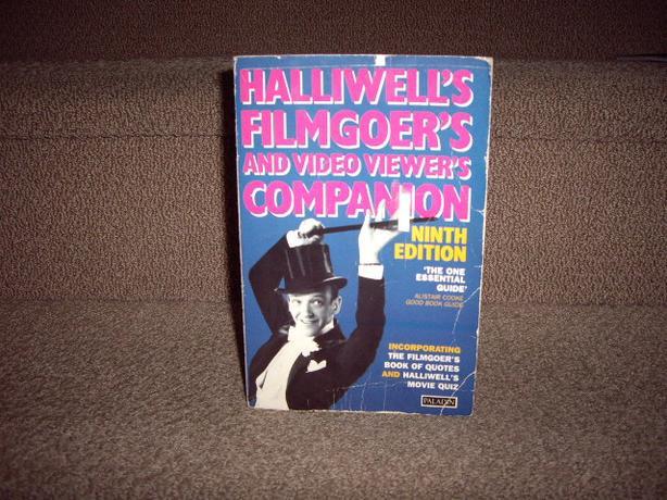 HALLIWELLS FILMGOERS + VIDEO VIEWERS COMPANION